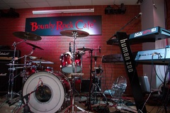 BLACK TIGER a HUMAN ZOO v Bounty Rock Cafe